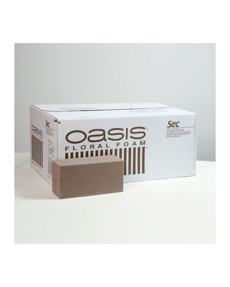 Oasis® SEC DRY Floral Foam Brick (20 Bricks)