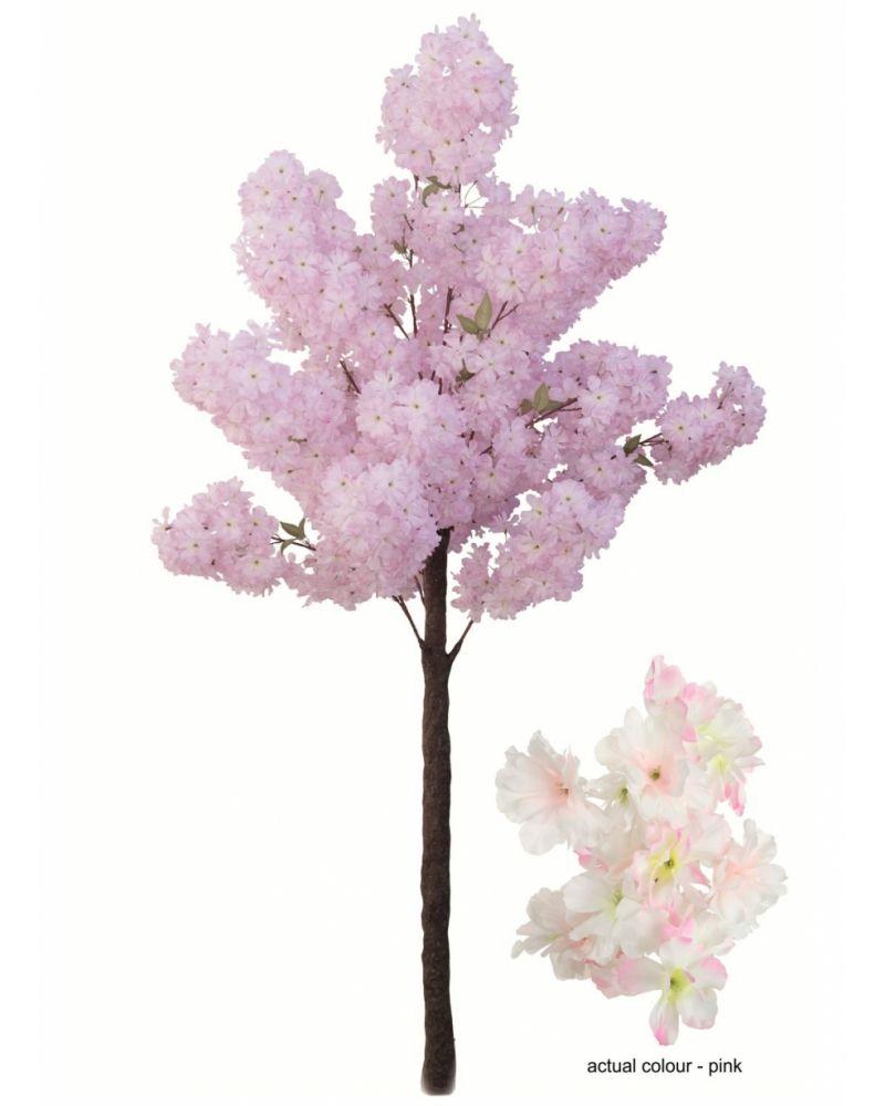 180cm Pink Blossom Tree