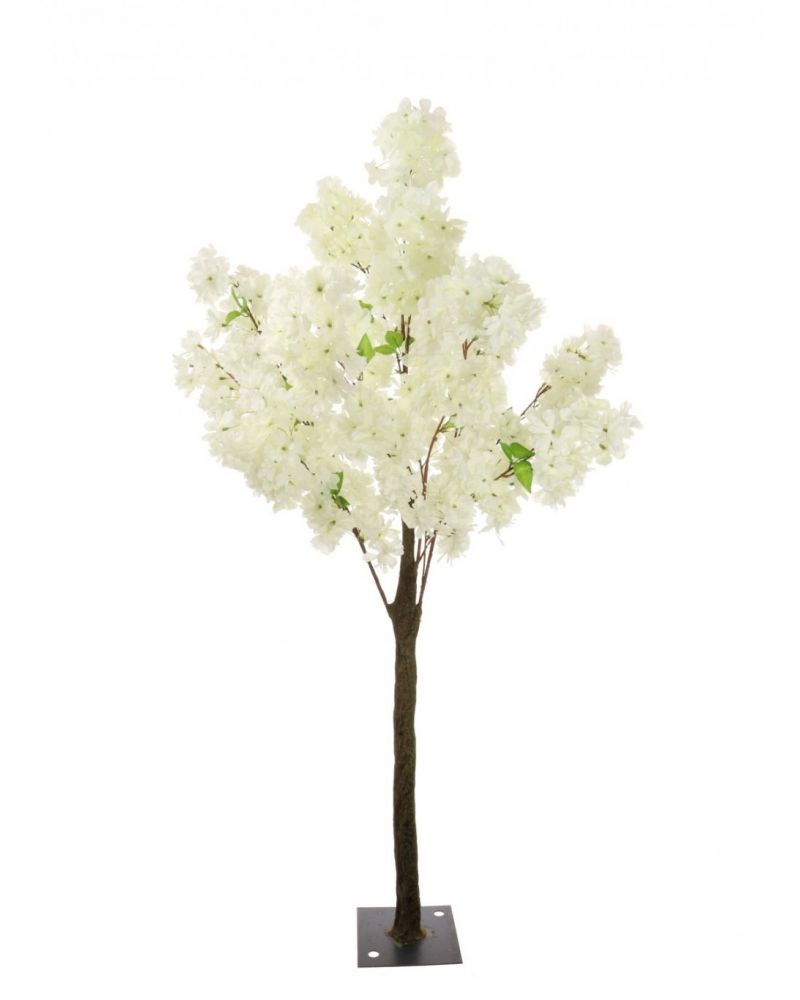 180cm Ivory Blossom Tree
