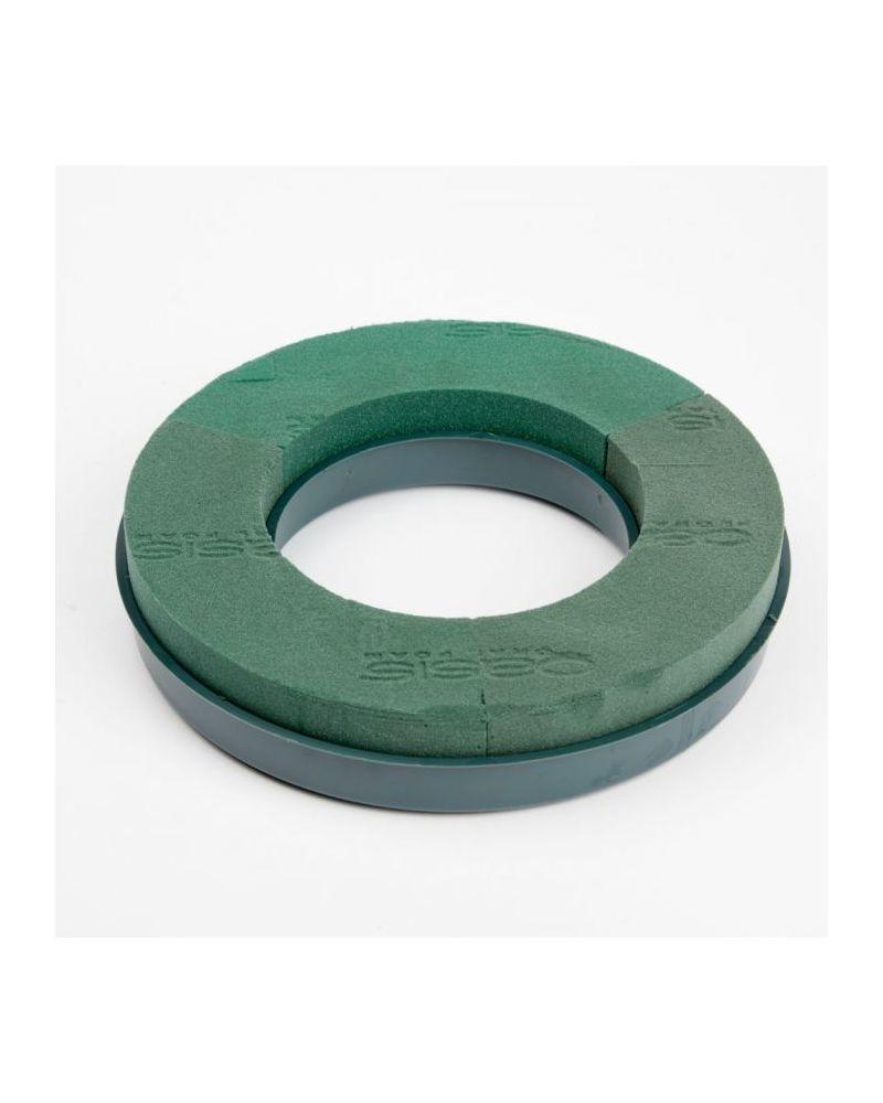 "Oasis® Naylorbase® Ideal Floral Foam Ring 10"" (25cm)"