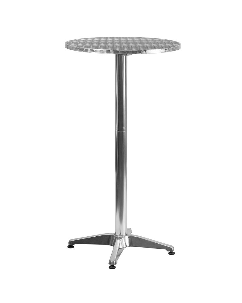 Bolero Flip Top Poseur Table 60cm x110cm