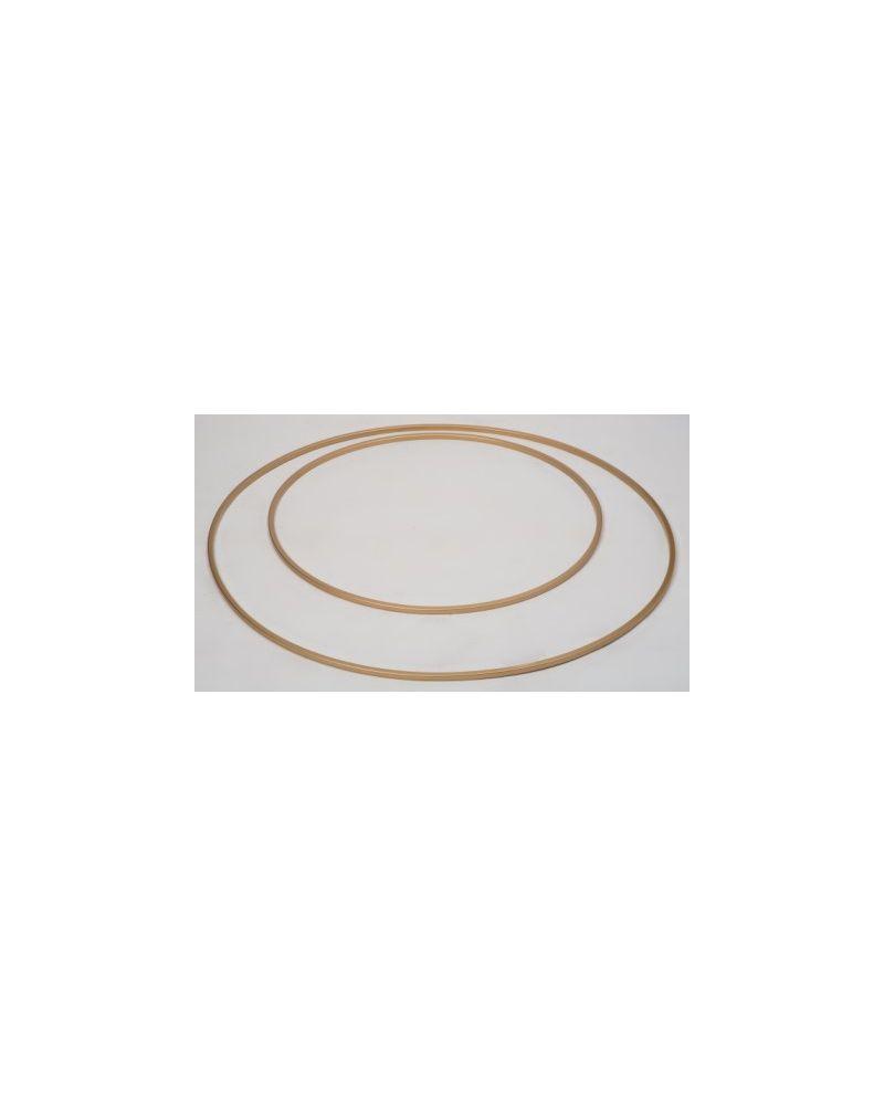 Gold Metal Hoop 60cm