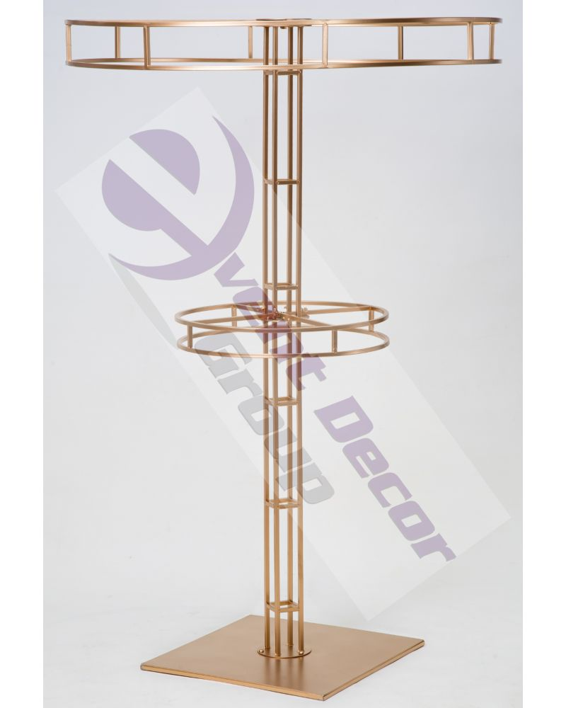 150cm Height Halo Stand with Double Ring