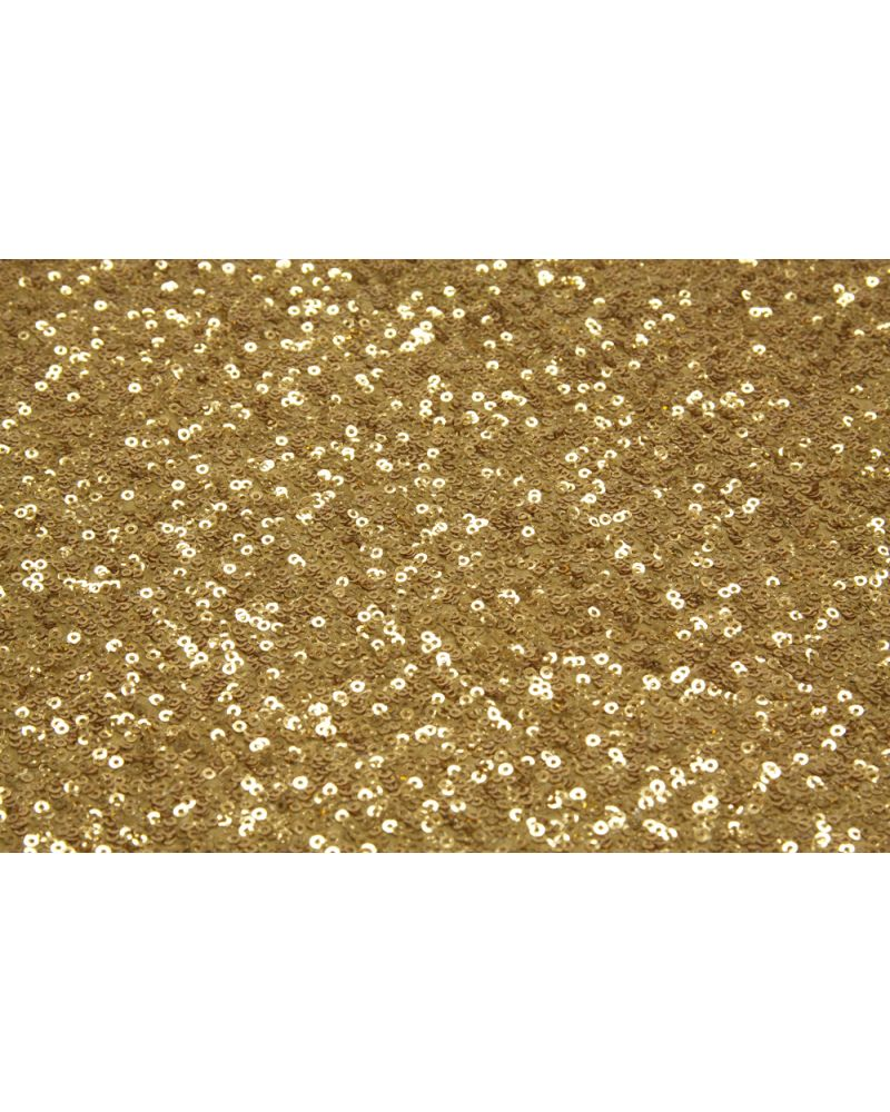 Gold Sequin Table cloth 90x90 square