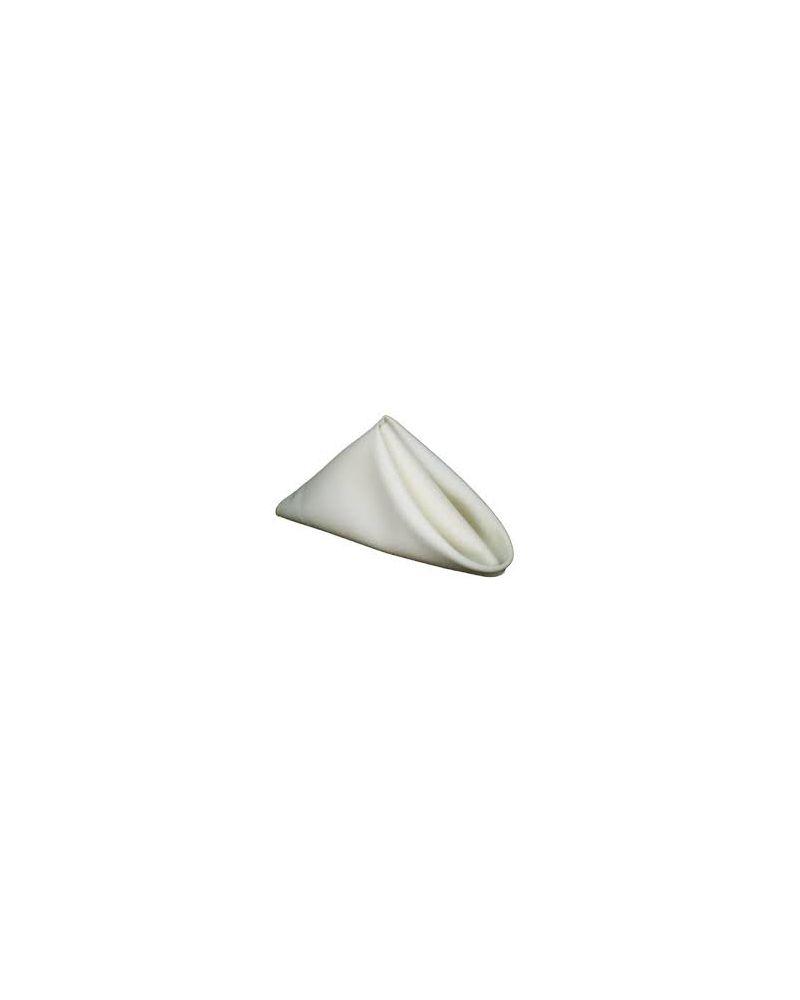 "ivory Spun Polyester Napkins 20""x20"""