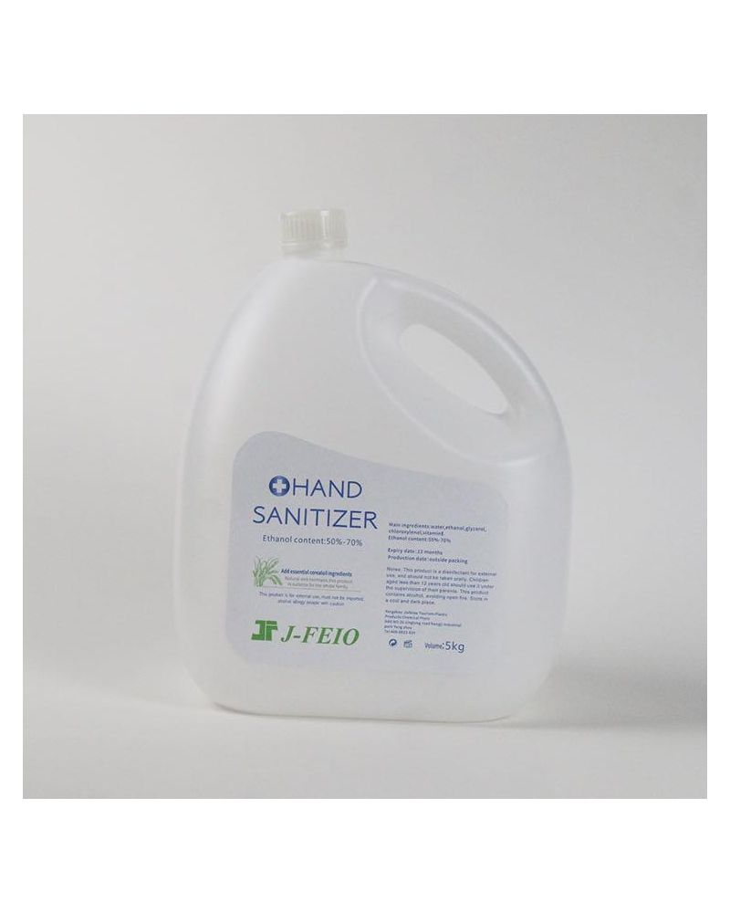 Hand Sanitizer Gel 5 Litre