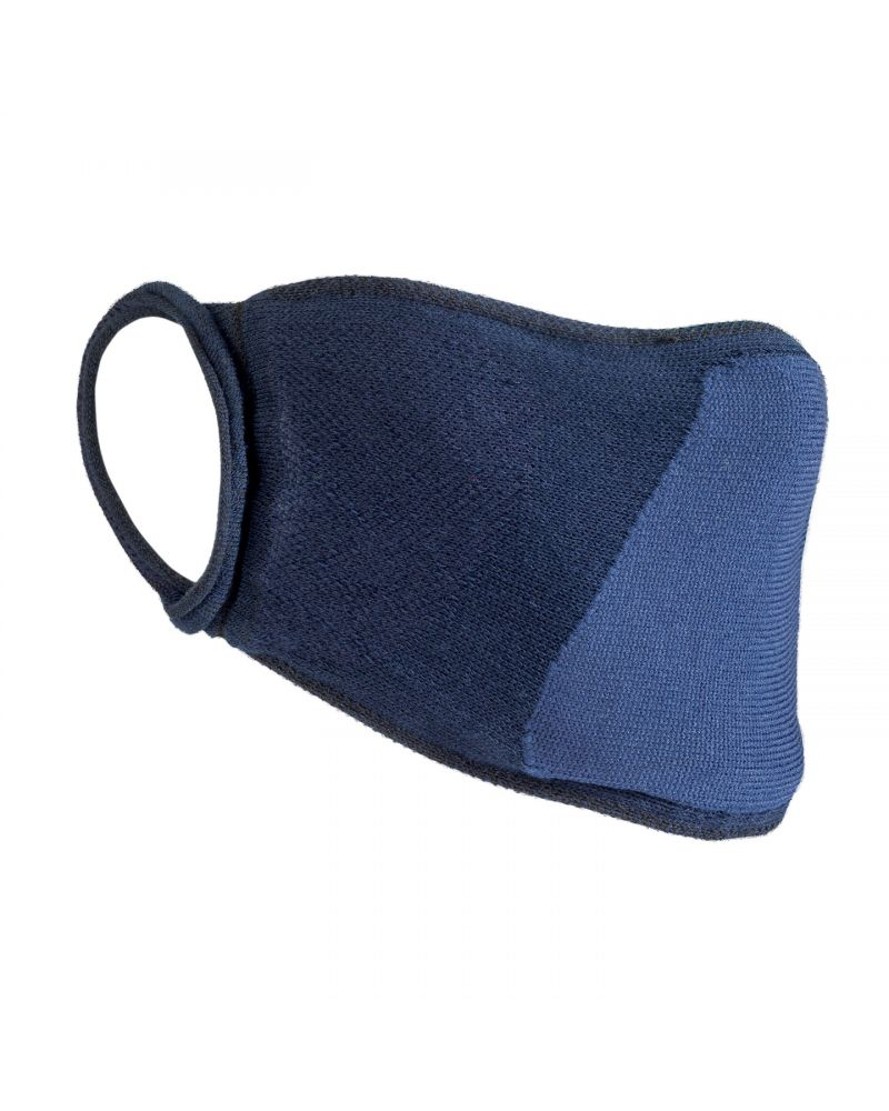 Antibacterial Face Mask - Navy