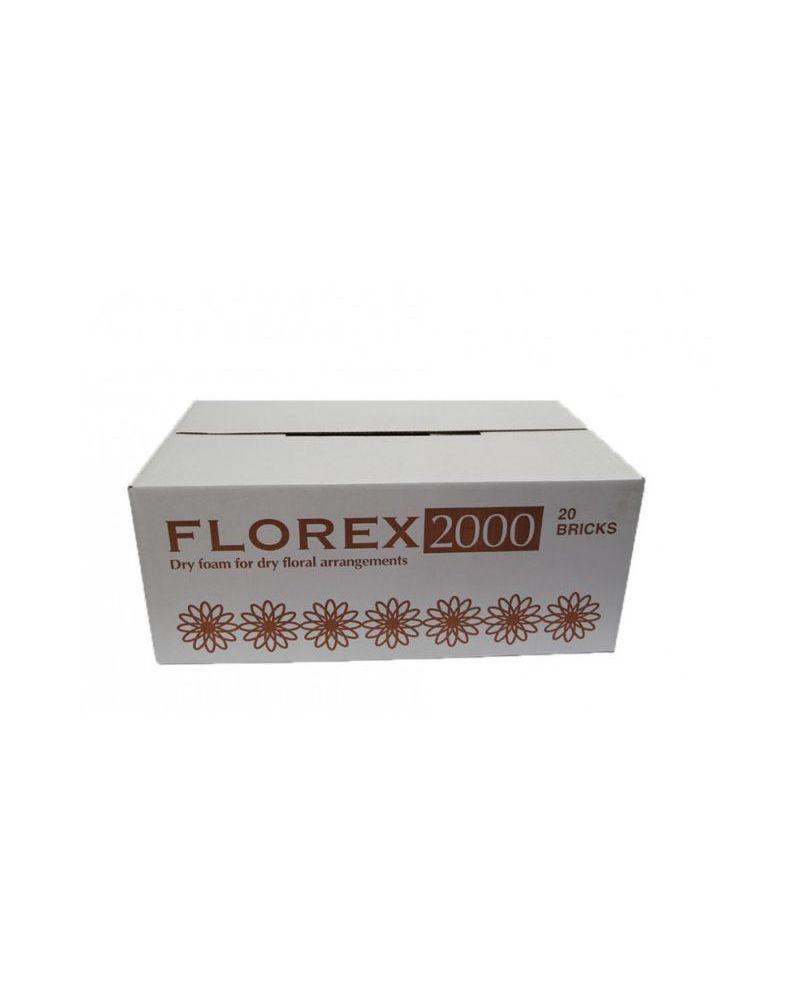 Oasis® Florex DRY Floral Foam Brick (20 Bricks)